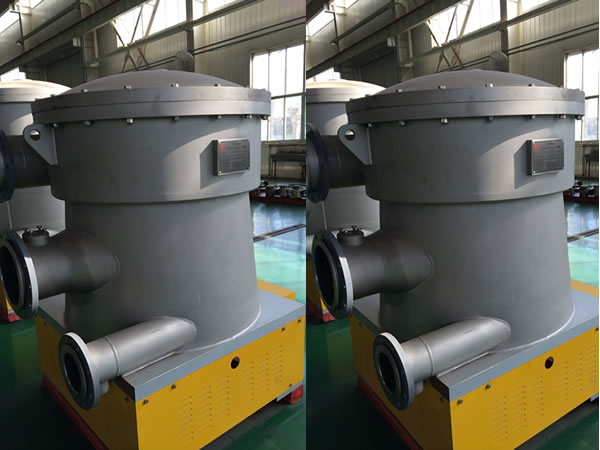 Waste Paper Pulping Machine for Coarse Screen