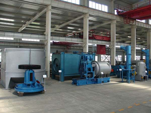 Paper Pulp Making Equipment